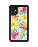 Tropical Daze iPhone 11 Waterproof Case