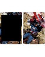 Captain America Fighting Apple iPad Air Skin