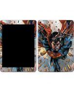 Superman Stops Bullets Apple iPad Air Skin