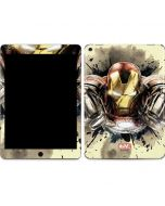 Ironman Flying Apple iPad Air Skin