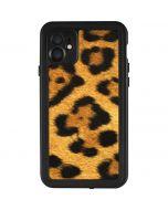 Leopard iPhone 11 Waterproof Case