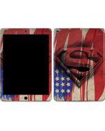 Superman Crest Apple iPad Air Skin