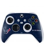 Houston Texans Distressed Xbox Series S Controller Skin