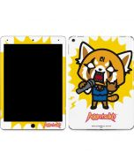 Aggretsuko Karaoke Queen Apple iPad Air Skin