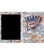 Oklahoma City Thunder Digi Camo Apple iPad Air Skin