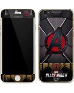 Avengers Black Widow iPhone 6/6s Skin