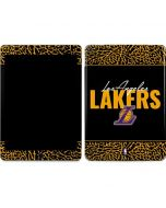 Los Angeles Lakers Elephant Print Apple iPad Air Skin