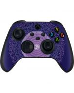 Sanskrit Purple Xbox Series X Controller Skin