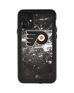 Philadelphia Flyers Frozen iPhone 11 Waterproof Case