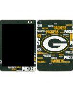 Green Bay Packers Blast Apple iPad Air Skin