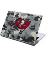 Tampa Bay Buccaneers Camo Yoga 910 2-in-1 14in Touch-Screen Skin