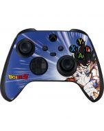 Dragon Ball Z Goku Blast Xbox Series X Controller Skin