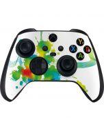 Virescent Harmony Xbox Series X Controller Skin