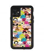 Tsum Tsum Up Close iPhone 11 Waterproof Case