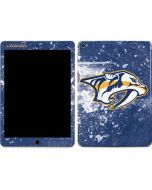 Nashville Predators Frozen Apple iPad Air Skin