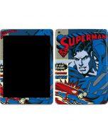 Superman - America's Hero Apple iPad Air Skin