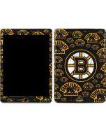 Boston Bruins Blast Apple iPad Air Skin