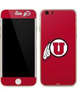 University of Utah iPhone 6/6s Skin