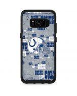 Indianapolis Colts - Blast Otterbox Symmetry Galaxy Skin