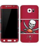 Tampa Bay Buccaneers Zone Block Galaxy S6 Edge Skin