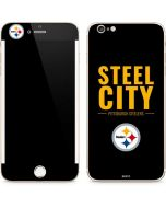 Pittsburgh Steelers Team Motto iPhone 6/6s Plus Skin