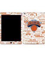 NY Knicks Historic Blast Apple iPad Air Skin