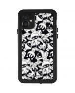 Marvin Super Sized Pattern iPhone 11 Waterproof Case
