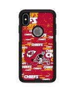 Kansas City Chiefs - Blast Alternate Otterbox Commuter iPhone Skin
