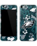Philadelphia Eagles Tropical Print Apple iPod Skin