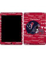 Houston Texans - Blast Apple iPad Air Skin