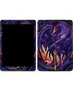 Dragonblade Netherblade Purple Apple iPad Air Skin