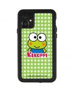 Keroppi Logo iPhone 11 Waterproof Case