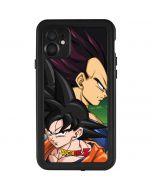 Dragon Ball Z Goku & Vegeta iPhone 11 Waterproof Case