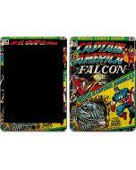 Captain America And Falcon Apple iPad Air Skin