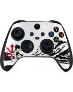 Vegeta Wasteland Xbox Series X Controller Skin