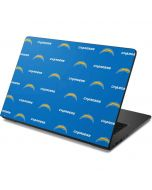 Los Angeles Chargers Blitz Series Dell Chromebook Skin