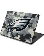 Philadelphia Eagles Camo Dell Chromebook Skin