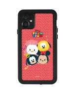 Tsum Tsum Disney Friends iPhone 11 Waterproof Case