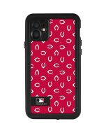 Cincinnati Reds Full Count iPhone 11 Waterproof Case