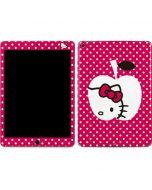 Hello Kitty Peek A Boo Apple iPad Air Skin