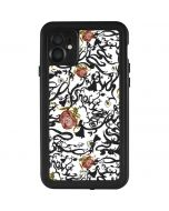 Snow White Roses iPhone 11 Waterproof Case