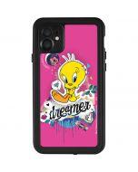 Tweety Bird Dreamer iPhone 11 Waterproof Case