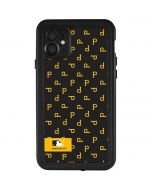 Pittsburgh Pirates Full Count iPhone 11 Waterproof Case