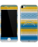 Los Angeles Chargers Trailblazer Apple iPod Skin