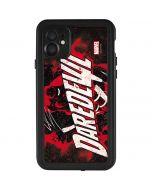 Daredevil Grunge iPhone 11 Waterproof Case