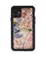 Textile Design by William Kilburn iPhone 11 Waterproof Case