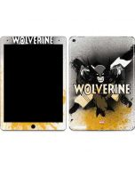 Wolverine X-Men Apple iPad Air Skin