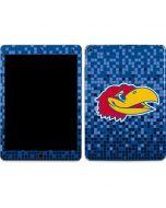 Kansas Jayhawks Digi Apple iPad Air Skin