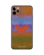Wonder Woman Rainbow Chevron iPhone 11 Pro Max Skin