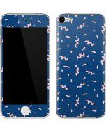 Blue Spring Apple iPod Skin